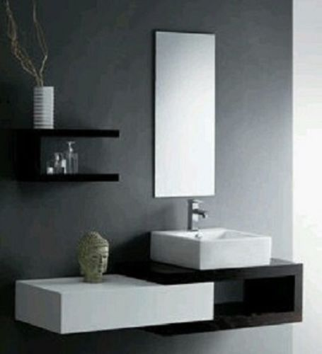 Mobile bagno 120 x 45 x 30 in frassino for Amazon arredo bagno
