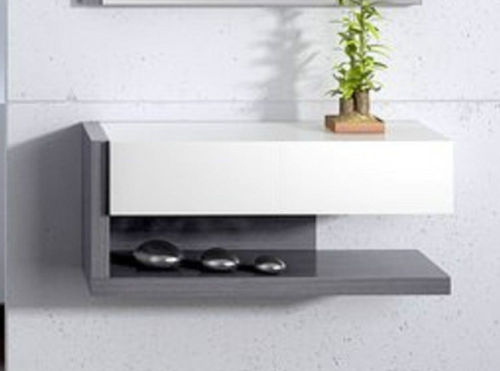 Credenza Sospesa Per Ingresso : Mobile ingresso sospeso bianco grigio u2013 artimode.com